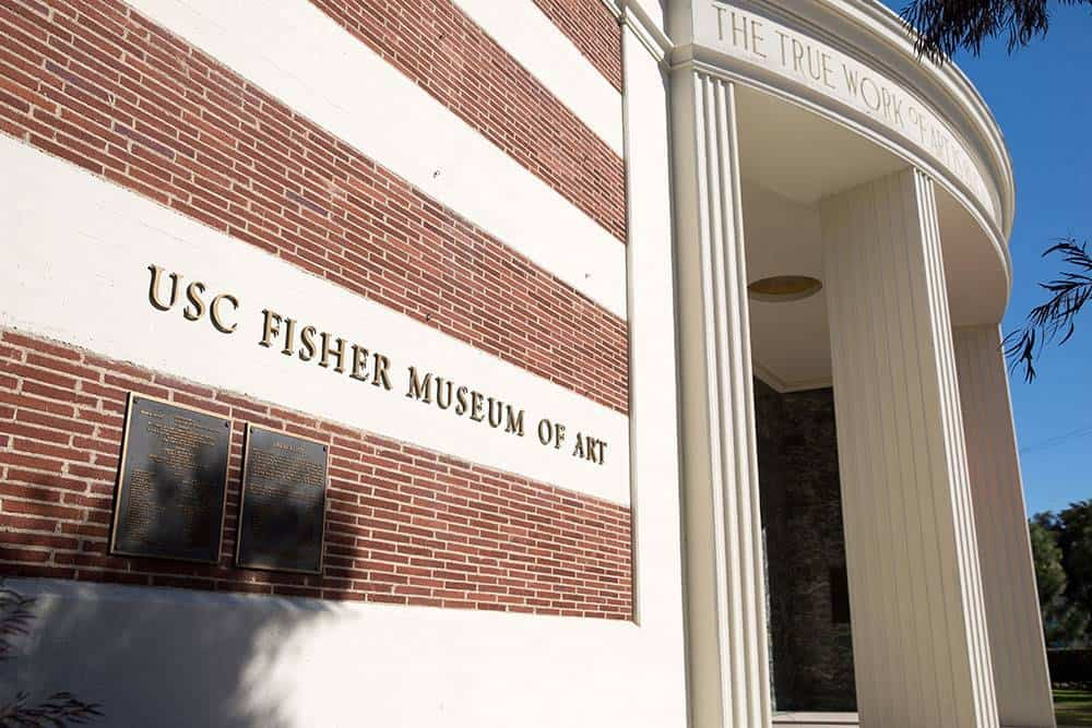 USC Fisher Museum of Modern Art By Daily Trojan